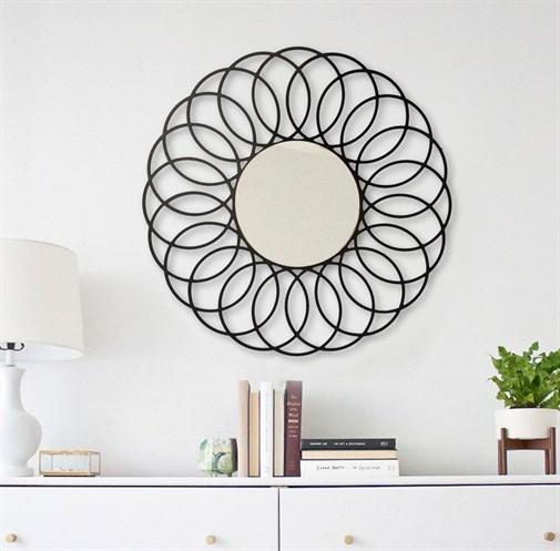 Borgo Decorative Dresuar Mirror